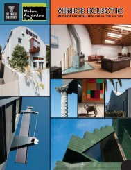 Venice Eclectic: Modern Architecture from the '70s and '80s