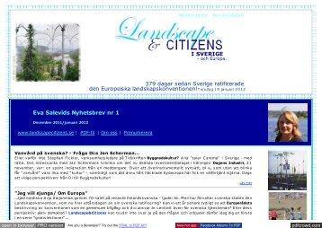 PDF-fil - Landscape & Citizens