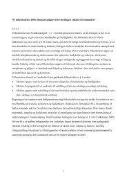 1 Ny folkeskolelov 2006: Bemærkninger til lovforslagets enkelte ...