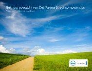 Training en competenties - Dell PartnerDirect