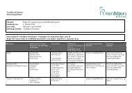 Registering af værdifulde dokumenter - Norddjurs Kommune