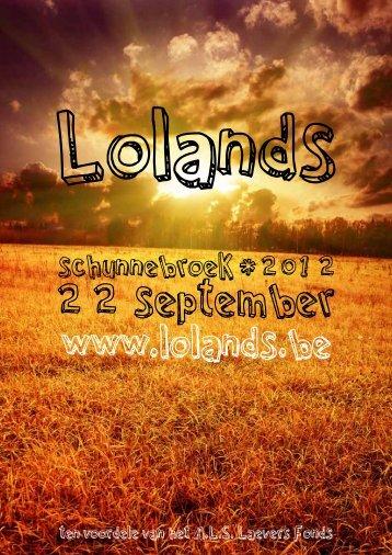 lolands 2012