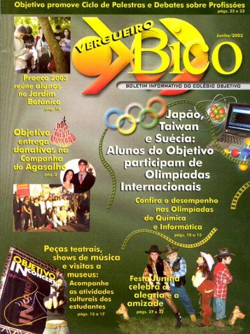 BICO - Unidade Vergueiro - Jun/03