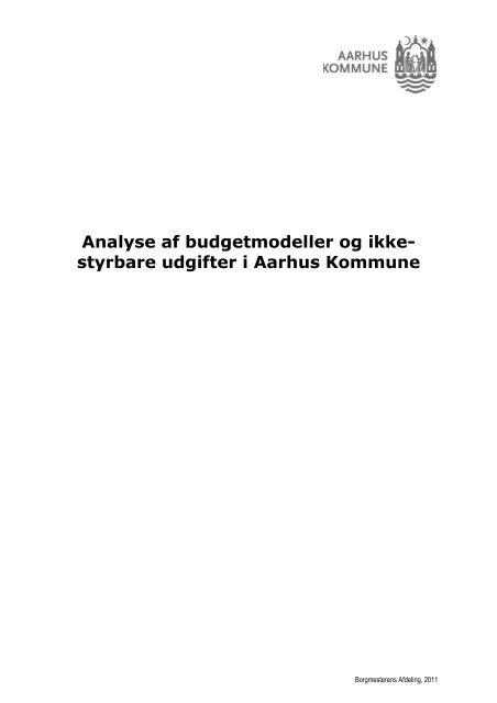 Boligstøtte Aarhus