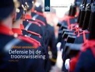 brochuretroonswisseling - 43 Gemechaniseerde Brigade