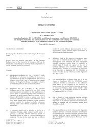 Commission Regulation (EU) No 122/2013 of 12 ... - EUR-Lex