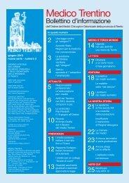 medico trentino 2_2013(1).pdf - Ordine dei medici e degli odontoiatri ...