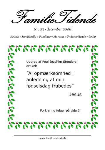 2008 - familie-tidende.dk