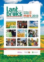 Ladda ner vår folder (pdf, 4,28 mb) - Lantbruksmässan i Lidköping