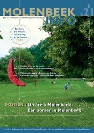 Un été à Molenbeek Een zomer in Molenbeek Un été à Molenbeek ...
