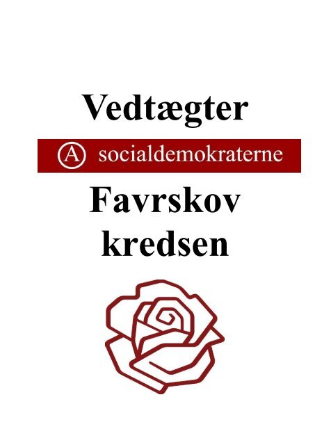 Untitled - Socialdemokraterne i Favrskov