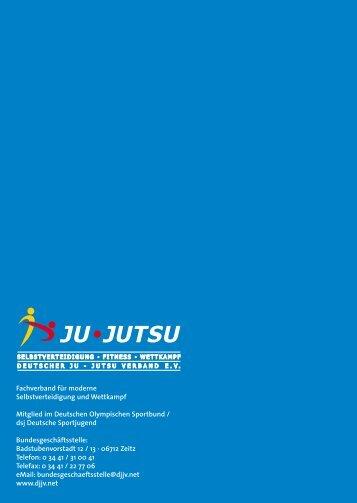 Kinderpass - Deutscher Ju-Jutsu Verband