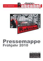 download Pressemappe - Rabenhof Theater ... und aus!