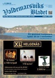 November 2012 - ValdemarsviksBladet