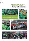 Betoging federale ambtenaren groot succes - ACV Openbare Diensten - Page 6