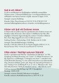 Folder Skåne Blekinge - Naturskyddsföreningen - Page 3