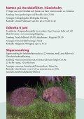 Folder Skåne Blekinge - Naturskyddsföreningen - Page 5
