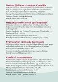Folder Skåne Blekinge - Naturskyddsföreningen - Page 6