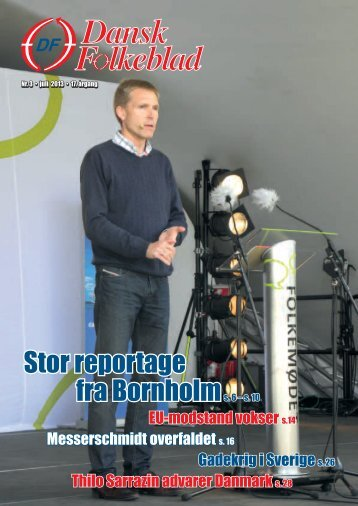 Stor reportage - Dansk Folkeparti