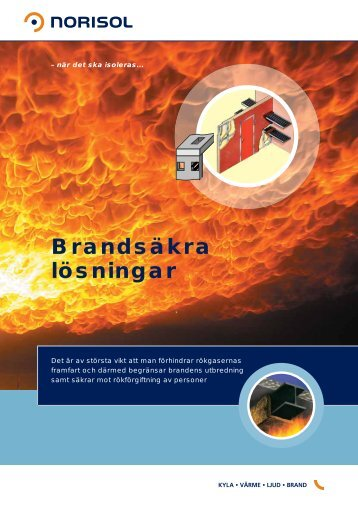 Download brochure - Norisol