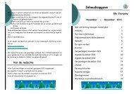 2011-11 november december.pdf - Evangelische Kerk Westland