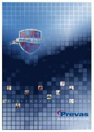 Prevas årsredovisning 2010, publicerad 2011-03-09, kl 11.00