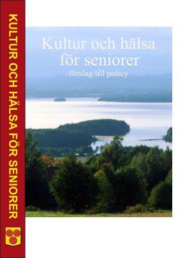policydokumentet - Orsa Kommun