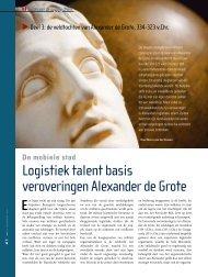 Lees dit artikel in .pdf - Supply Chain Magazine