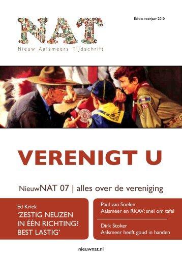 In deze editie - NieuwNAT