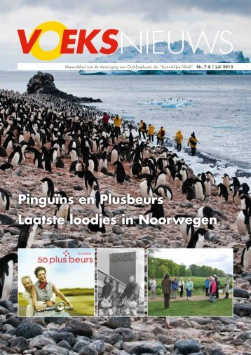 Pinguïns en Plusbeurs Laatste loodjes in Noorwegen - Cittaslow
