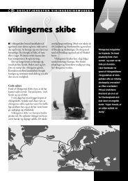 Vikingernes skibe [PDF] - E-museum