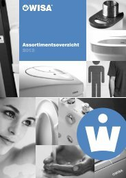 Assortimentsoverzicht 2013 (pdf) - WISA