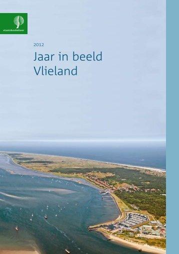 Jaarbeeld Vlieland - Staatsbosbeheer