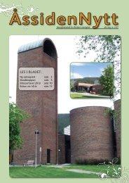 Les i bLadet: - Den norske kirke i Drammen