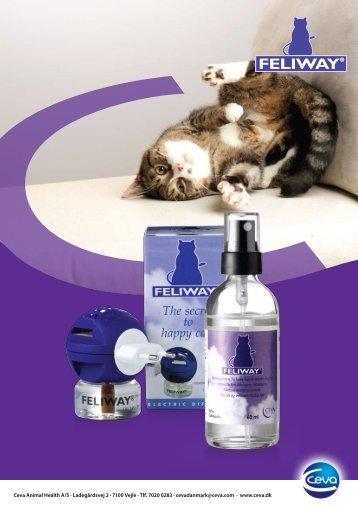 Feliway - Inges Kattehjem