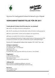 Hej alla aktiva sockenutvecklingsgrupper - Till hela sverige