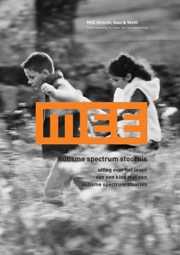Autisme spectrum stoornis - CJG Gooi en Vechtstreek