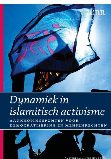 Dynamiek in islamitisch activisme - Wetenschappelijke Raad voor ...