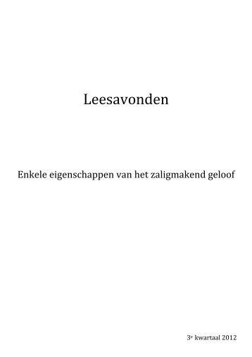 2012-08-06 Enkele eigenschappen van het geloof.pdf