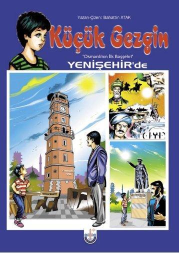 Bursa-Ankara Otoban Projesi - Yenişehir Belediyesi