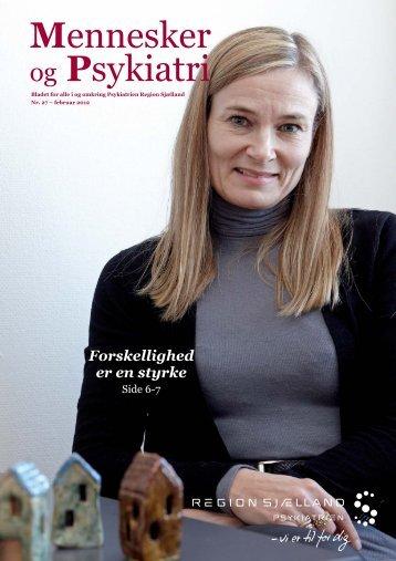 Mennesker og Psykiatri - 27 - Februar2012.indd - Region Sjælland