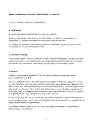 Se referatet fra generalforsamlingen 2011 - Roskilde Roklub