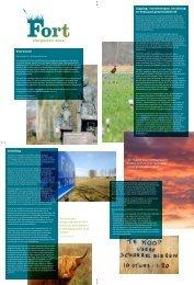 dorpsvisie Fort.pdf - Gemeente De Wolden