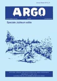 Argo nr. 1 januari 2012 - Kanovereniging Jason