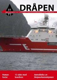 dråpen - Fellesforbundet for sjøfolk