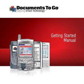 Getting Started Manual - DataViz
