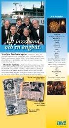 35 år med Sveriges Jazzband