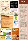 menukrant - Café de Gouden Arend - Page 3