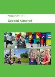 Actieplan Gezond Almere! - OKé-punt
