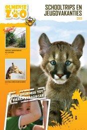 Download onze brochure - Olmense Zoo